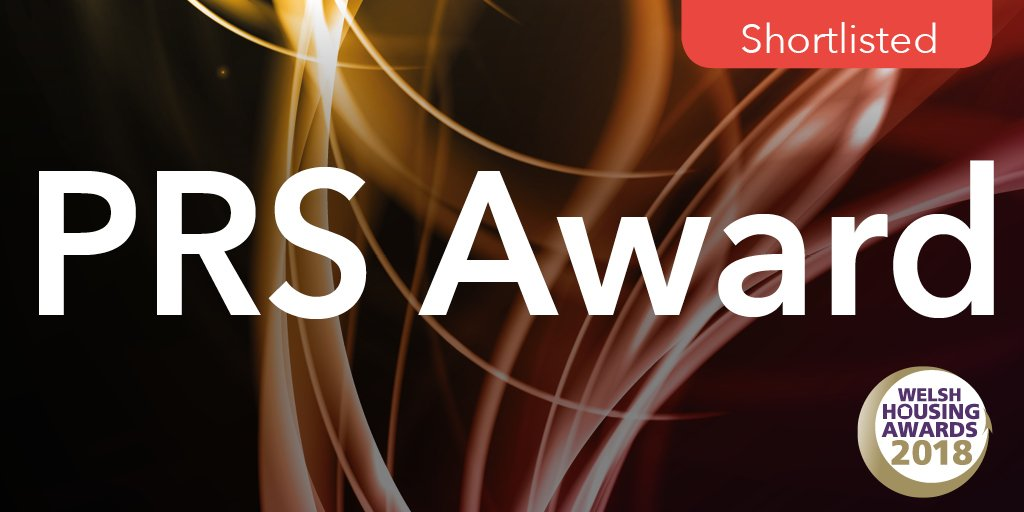 Welsh Housing Awards Seraph Property Management