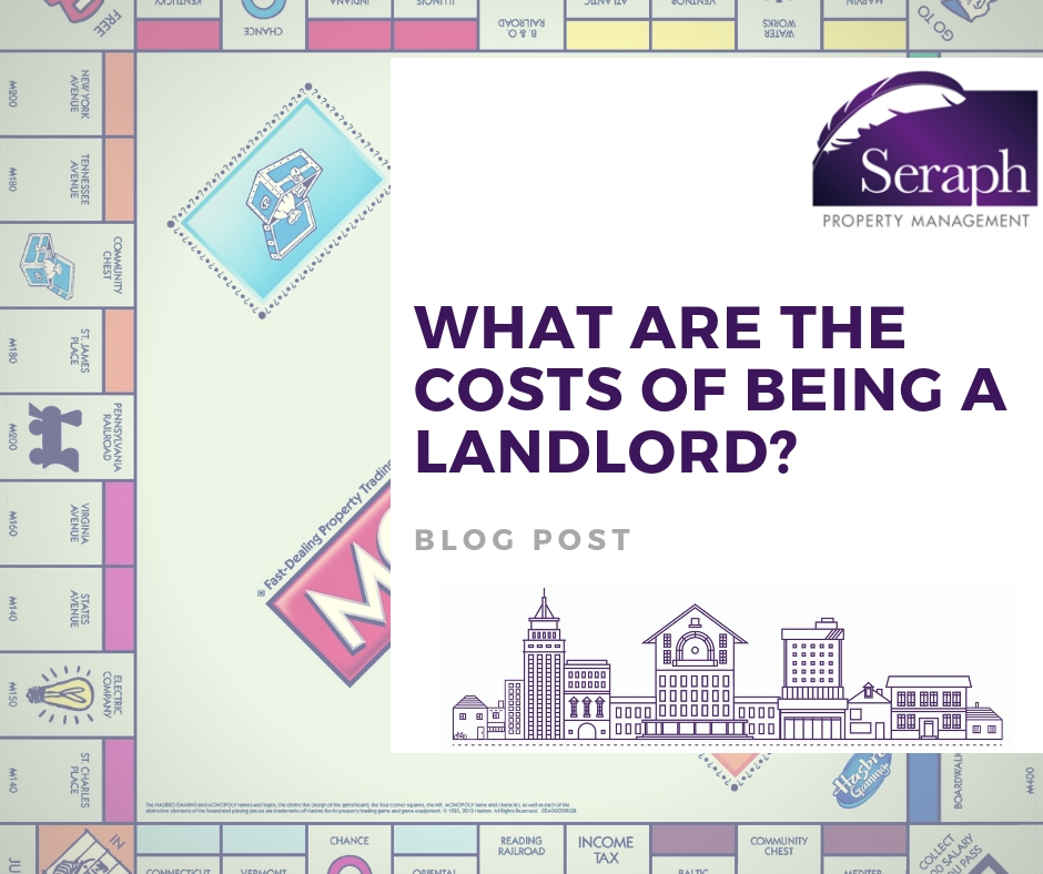 Costs of becoming a Landlord