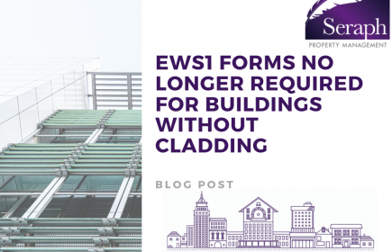EWS1 forms not needed for buildings without cladding