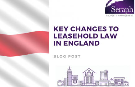 Leasehold changes in England