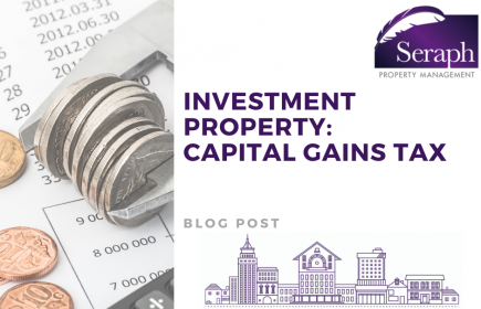 investment landlords capital gains tax update